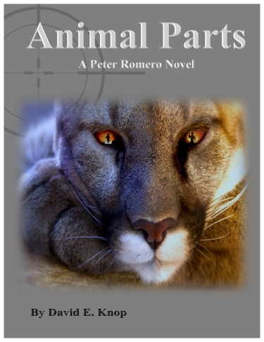 Animal Parts by David E. Knop