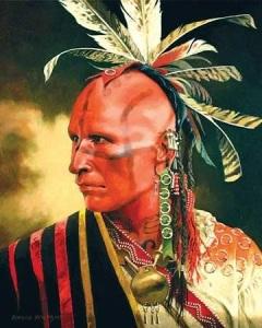 Seneca-Iroquois-giant humans-mounds